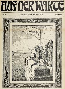 Die Warte. Jg. 8, nr 40 (1911)