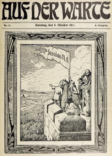 Die Warte. Jg. 8, nr 41 (1911)