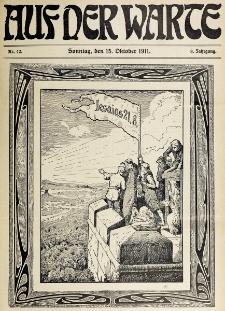 Die Warte. Jg. 8, nr 42 (1911)