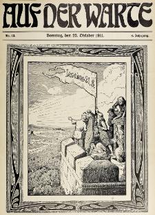Die Warte. Jg. 8, nr 43 (1911)