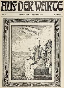 Die Warte. Jg. 8, nr 45 (1911)