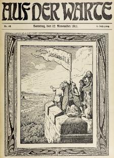 Die Warte. Jg. 8, nr 46 (1911)