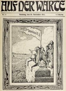 Die Warte. Jg. 8, nr 47 (1911)
