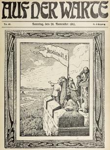 Die Warte. Jg. 8, nr 48 (1911)