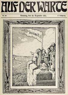 Die Warte. Jg. 8, nr 50 (1911)