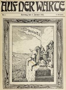 Die Warte. Jg. 9, nr 1 (1912)