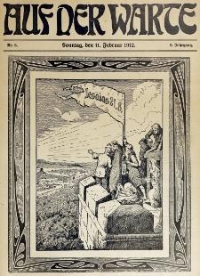 Die Warte. Jg. 9, nr 6 (1912)
