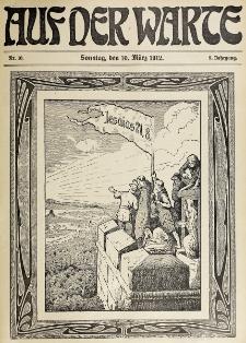 Die Warte. Jg. 9, nr 10 (1912)