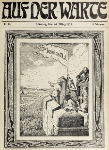 Die Warte. Jg. 9, nr 12 (1912)