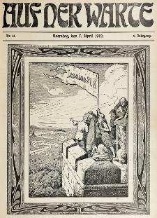 Die Warte. Jg. 9, nr 14 (1912)