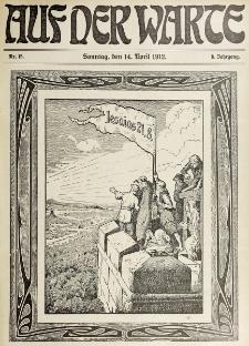 Die Warte. Jg. 9, nr 15 (1912)