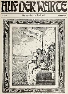 Die Warte. Jg. 9, nr 17 (1912)