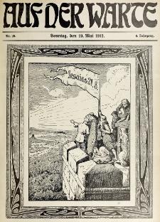 Die Warte. Jg. 9, nr 20 (1912)