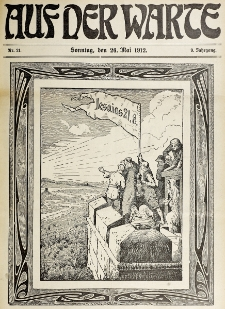Die Warte. Jg. 9, nr 21 (1912)
