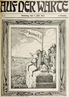 Die Warte. Jg. 9, nr 27 (1912)