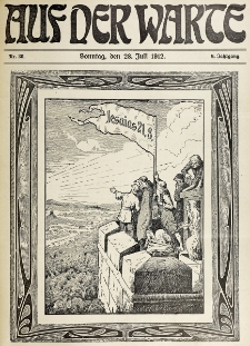 Die Warte. Jg. 9, nr 30 (1912)