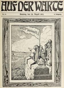 Die Warte. Jg. 9, nr 34 (1912)