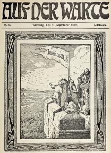 Die Warte. Jg. 9, nr 35 (1912)