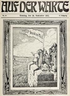 Die Warte. Jg. 9, nr 39 (1912)
