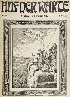 Die Warte. Jg. 9, nr 40 (1912)