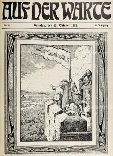 Die Warte. Jg. 9, nr 41 (1912)