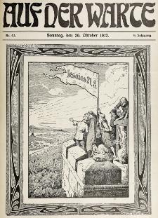 Die Warte. Jg. 9, nr 42 (1912)