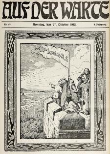 Die Warte. Jg. 9, nr 43 (1912)
