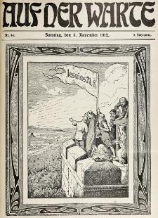 Die Warte. Jg. 9, nr 44 (1912)