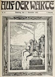 Die Warte. Jg. 9, nr 46 (1912)
