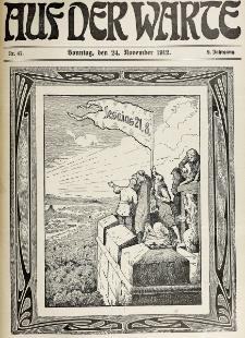 Die Warte. Jg. 9, nr 47 (1912)