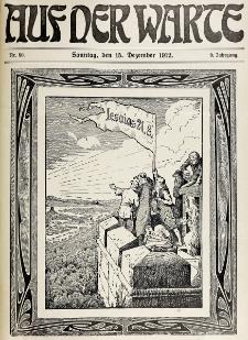 Die Warte. Jg. 9, nr 50 (1912)