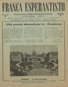 Franca Esperantisto.No 152 (1956)