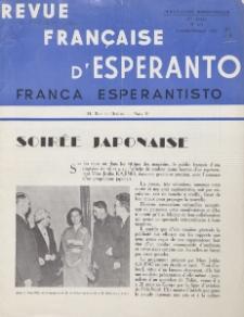 Franca Esperantisto.An. 27, No 181 (1959)