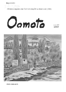 Oomoto. n. 439 (1997)