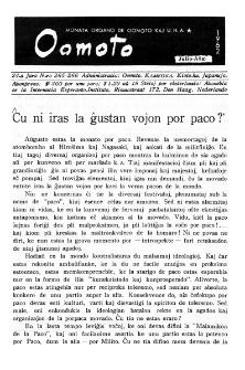 Oomoto. Jaro 24, n. 265/266 (1962)