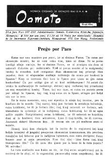 Oomoto. Jaro 24, n. 267/268 (1962)