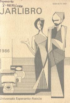 Oficiala Jarlibro / Universala Esperanto Asocio. 1986 (II)