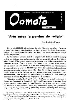 Oomoto.Jaro 51 (Jan/Jun.1976)