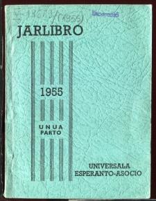 Oficiala Jarlibro / Universala Esperanto Asocio. 1955 (Unua Parto)