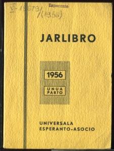 Oficiala Jarlibro / Universala Esperanto Asocio. 1956 (Unua Parto)