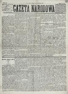 Gazeta Narodowa. R. 16 (1877), nr 8 (12 stycznia)
