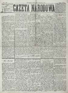 Gazeta Narodowa. R. 16 (1877), nr 10 (14 stycznia)