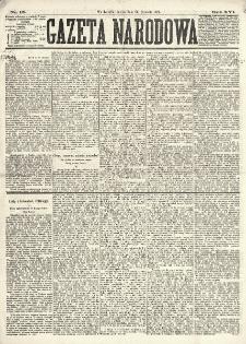 Gazeta Narodowa. R. 16 (1877), nr 15 (20 stycznia)