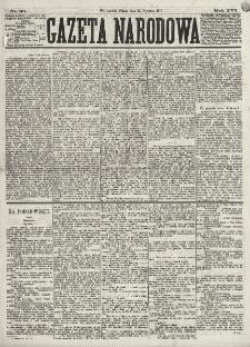 Gazeta Narodowa. R. 16 (1877), nr 20 (26 stycznia)