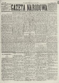 Gazeta Narodowa. R. 16 (1877), nr 23 (30 stycznia)