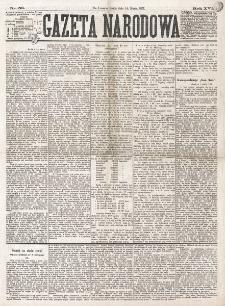 Gazeta Narodowa. R. 16 (1877), nr 59 (14 marca)