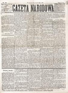 Gazeta Narodowa. R. 16 (1877), nr 61 (16 marca)