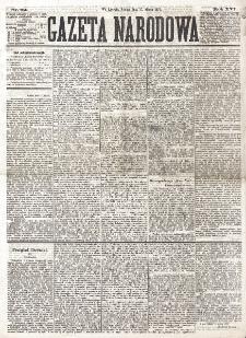 Gazeta Narodowa. R. 16 (1877), nr 62 (17 marca)