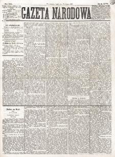 Gazeta Narodowa. R. 16 (1877), nr 65 (21 marca)