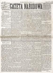 Gazeta Narodowa. R. 16 (1877), nr 69 (25 marca)